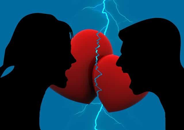 Beziehungsprobleme lösen